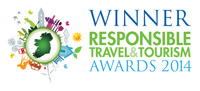 Responsible Tourism award 2014