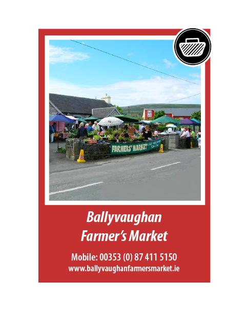 Ballyvaughan Farmer's Market