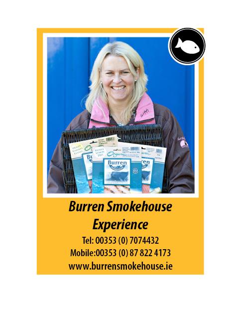 Burren Smokehouse Experience