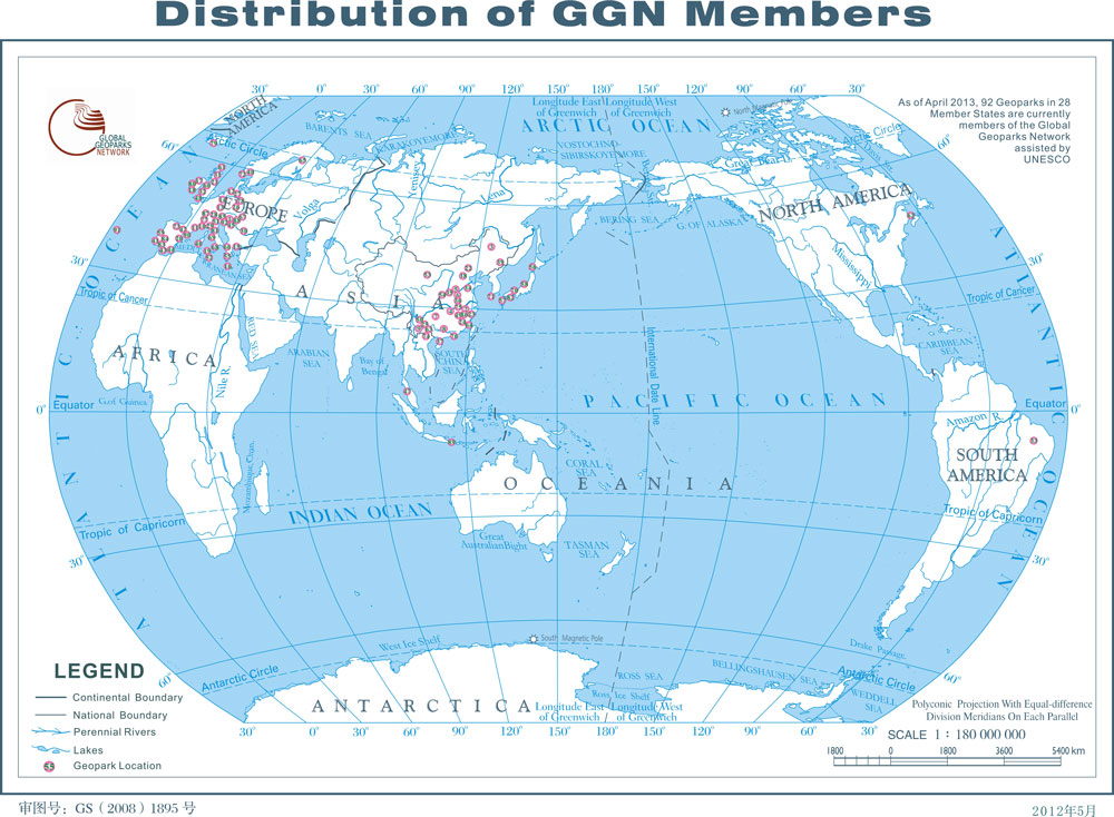 Global geoparks Network - GGN | Burren and Cliffs of Moher Geopark ...
