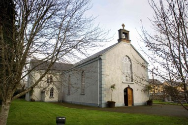 Crusheen church