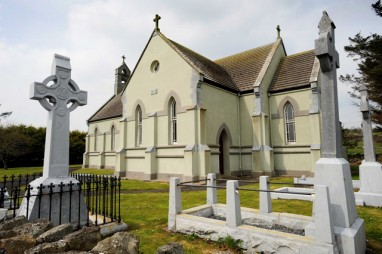 Kilshanny Church