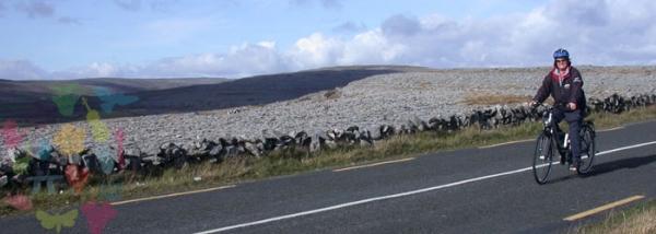 E Whizz in the Burren