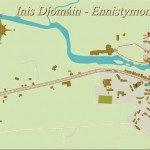 Ennistymon Historic Town Map