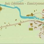 Ennistymon Historic Town Map