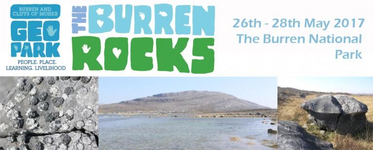 Burren Rocks 2017