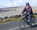 Cycling in the Burren
