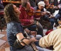 Traditional Irish Music Session