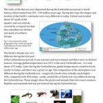 Geology-Sheet-3-Carboniferous-Period