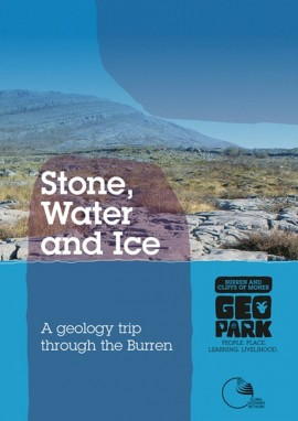 Stone Water Ice cover