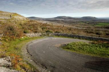 Carron in the Burren