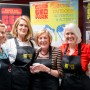 Carol with members of the Burren Food Trail