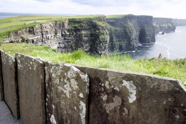The Story of the Burren - Moher Flagstones - Fossils